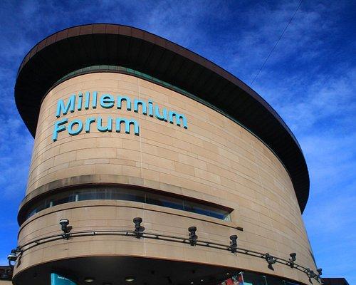 Millennium Forum Theatre & Conference Centre Derry ~Londonderry