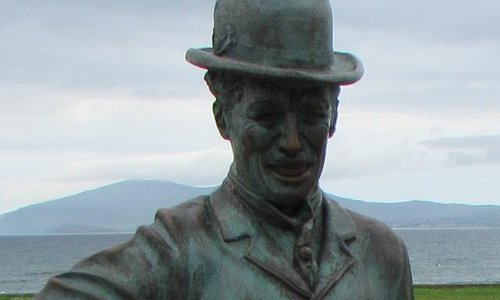 Omaggio a Charlie Chaplin a Waterville