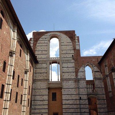 Vue depuis piazza del Duomo