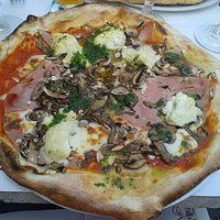 La pizza Villabate !!