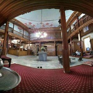 Suleymaniye Hamam center
