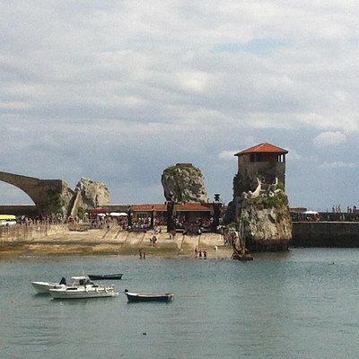 Ermita y castillo