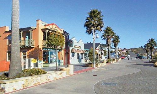 Avila Beach Promenade