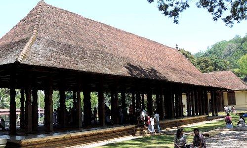 The Audience hall (Magul maduwa)