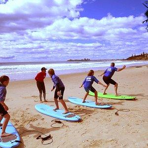 XL Surf Academy Sunshine Coast