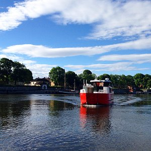 Fergen til Gamlebyen / The Ferry to The Fortified Town