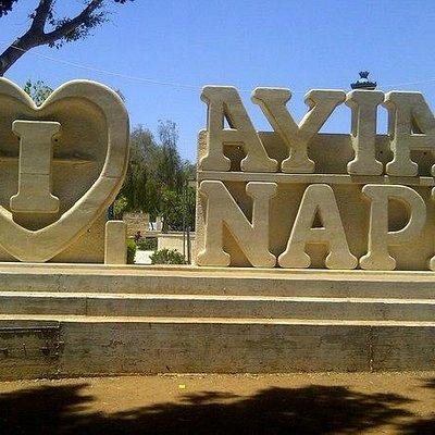 Я люблю Айя Напу