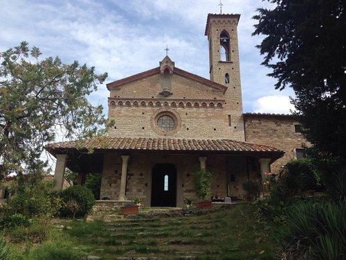 Chiesa di San Miniato a Sicelle