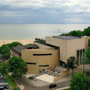 Nowy gmach Muzeum Miasta Gdyni