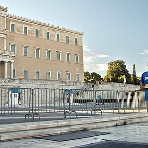 Go! Running in Athens - the fun way to sightsee the city