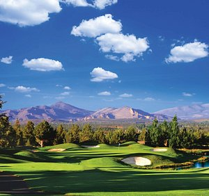 Ridge #16 - Here at Eagle Crest Resort, links lovers are never far from their favorite past time