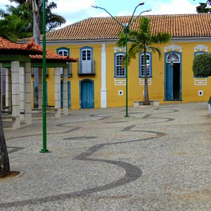 Fachada da Casa Anísio Teixeira
