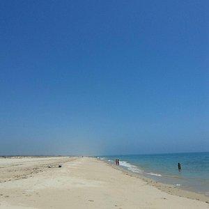 Praia Cabanas de Tavira