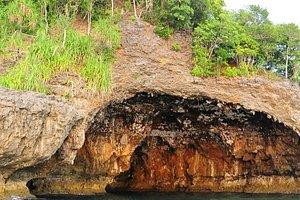 Obong Caves at Nabulao