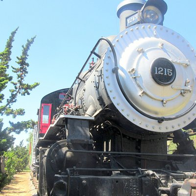 SP1215 - California Trolley and Railroad Corporation Restoration - Kelly Park, San Jose, Ca