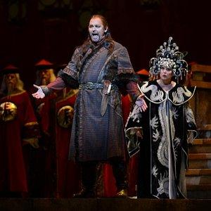Hawaii Opera Theatre's production of Turandot