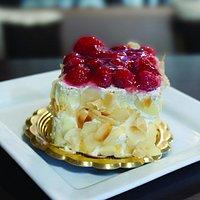 Olasz kézműves sütemény