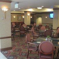 main dining area, Terrace Restaurant & Lounge, August 2014