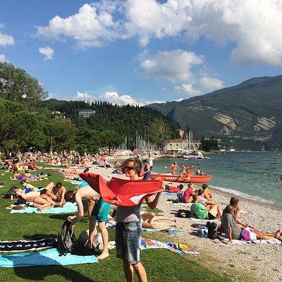 Sabbioni beach