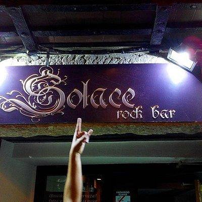 Solace Rock Bar