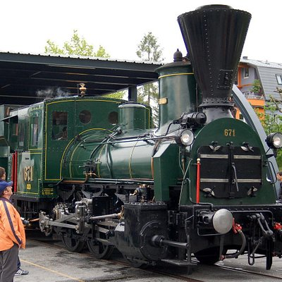 671 - Die dienstälteste Lokomotive der Welt