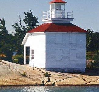 shoal Island lighthouse