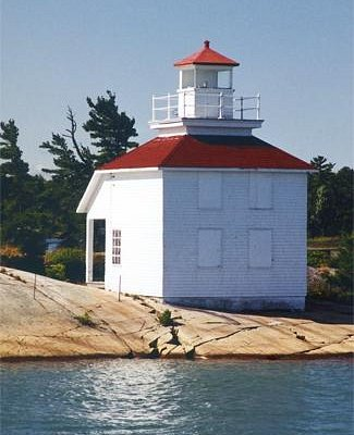 shoal Island lighthouse