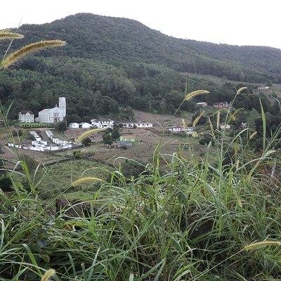 Distrito de Boa Esperança, vista do Caminho das Pipas.