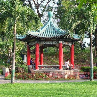 Taiwanese Garden (ROC), Rizal Park, Manila