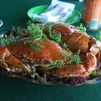 1 Kilo of Mud Crabs cooked satay style