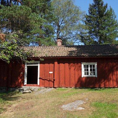 Forngården Folk Museum in Snappertuna (Raasepori, Raseborg)