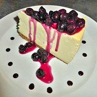 Fantastic cheesecake