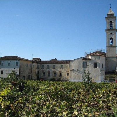 Convento e chiesa di Santa Maria a Ripa