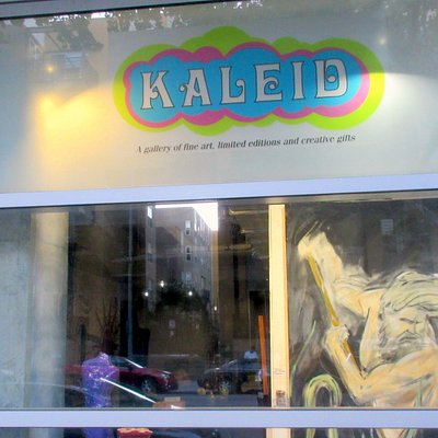 Kaleid Gallery, art gallery, San Jose, Ca (By City Hall)
