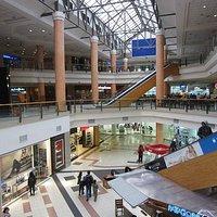 Mall Plaza de Los Rios - Interior