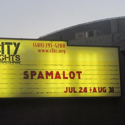 City Lights Theater Company, San Jose, Ca