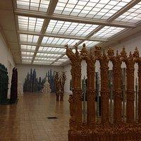 La surprenante exposition Elmar Trenkwalder été 2014
