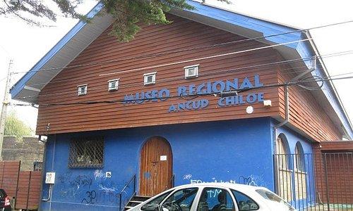 Museo Regional de Ancud - Exterior
