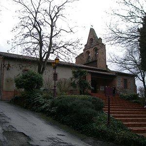 Egise Saint Cément à Cornebarieu