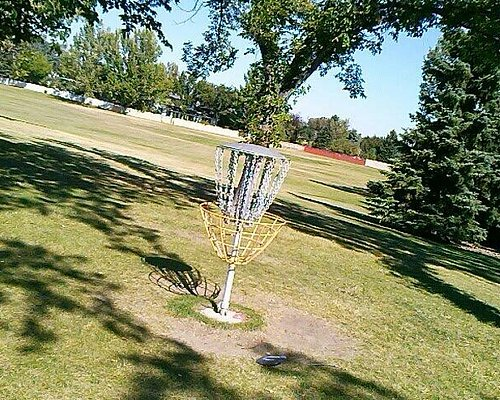 Nicholas sheran disk golf