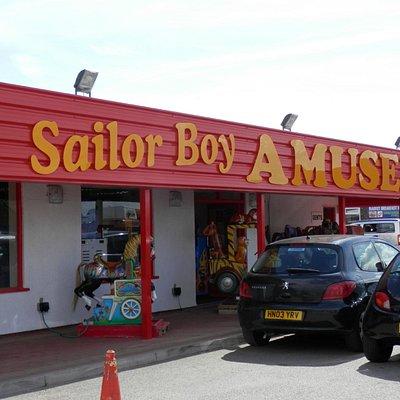 Sailor Boy Amusements