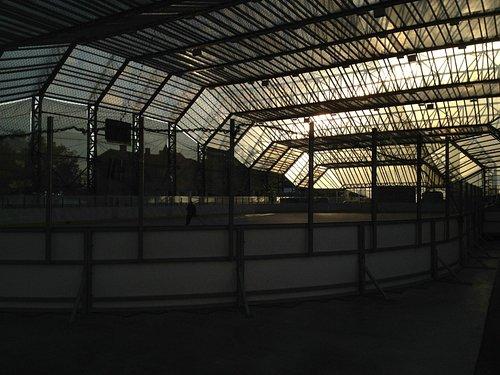 Площадка летом