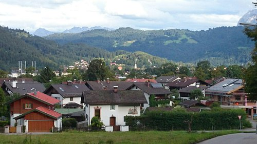 Foto do local com uma das vistas para a montanha. By Pedro Kreling