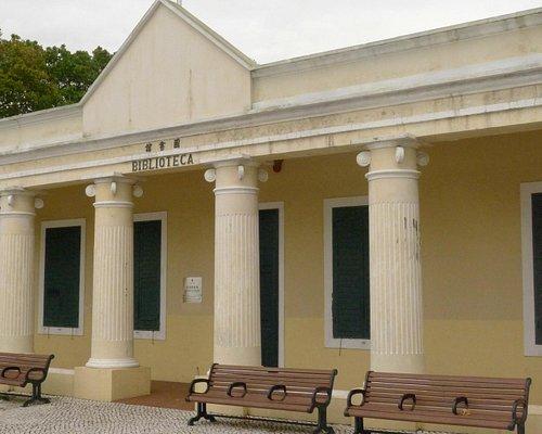 The Historic - Coloane Library in Macau