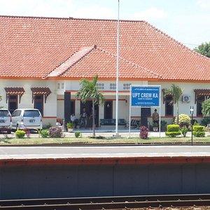 Area around Cirebon Station