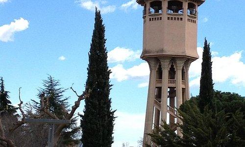 Torre de l´aigua Sabadell