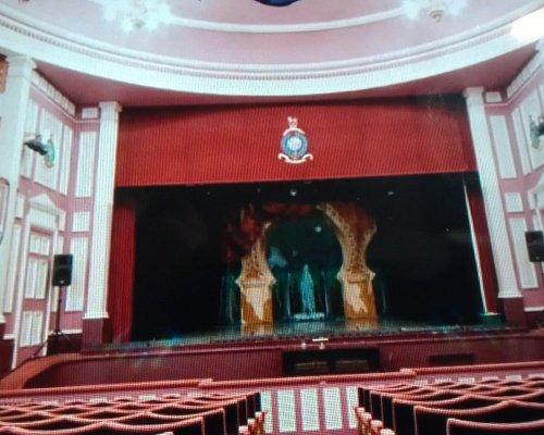 Globe Theatre RMB Stonehouse Plymouth