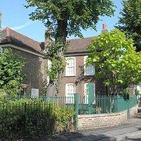 Vestry House seen from Vestry Road E17