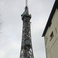 Parte superior de la torre