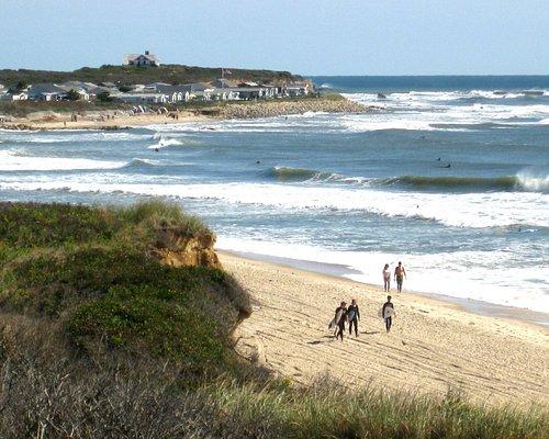 Ditch Plains beach